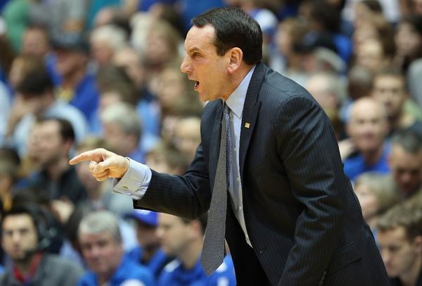 Mike Krzyzewski has stepped down as coach of the U.S. men's basketball team.