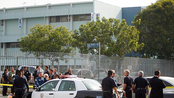 Locke High School Shooting Locke High School Shooting