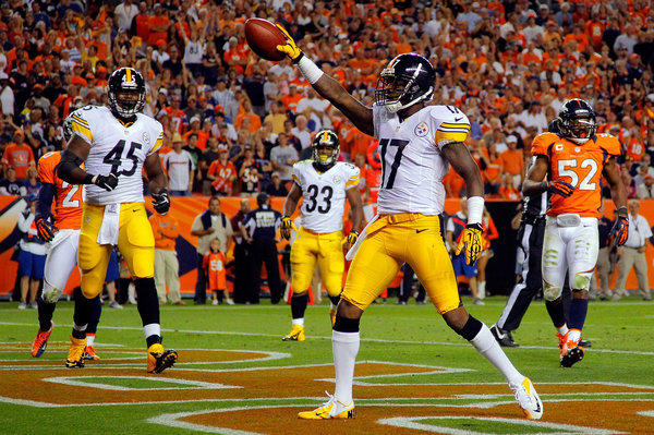 Mike Wallace, who has 32 touchdowns in his four seasons with Pittsburgh, is the type of stretch the field receiver the Dolphins have been missing since Ted Ginn Jr. was traded.