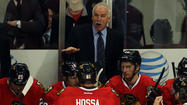 <strong>One of the underappreciated parts of this record start</strong> by the Chicago Blackhawks is the job that Joel Quenneville has done.