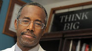 Johns Hopkins neurosurgeon Dr. Ben Carson will speak at a prominent conservative political rally next month, alongside the likes of former Alaska Gov. Sarah Palin and former vice presidential nominee Rep. Paul Ryan, the American Conservative Union said Wednesday.