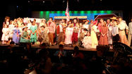 PICTURES:  2013 FREDDYS Easton High School - The Music Man