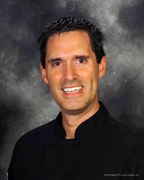 Chef Jamie McFadden