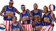 Members of the Harlem Globetrotters will drop by the Fun Spot location near International Drive for a meet-and-greet session on Friday.