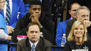 LEXINGTON — It has been two weeks since Kentucky freshman Nerlens Noel tore the anterior cruciate ligament in his knee when he crashed into the basket support at Florida, and coach John Calipari said Tuesday that Noel's surgery is now scheduled.