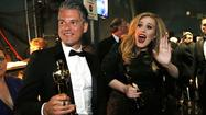 Oscars 2013: Backstage at the Academy Awards