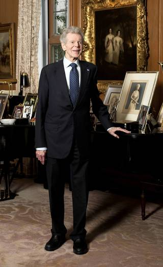 Van Cliburn dead at 78