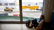 WASHINGTON (Reuters) - The U.S. air travel system faces widespread disruptions if automatic government spending cuts go into effect on Friday, Transportation Secretary Ray LaHood said on Feb. 22 in an effort to pressure congressional lawmakers to delay the cuts.