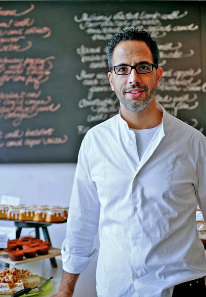 "Yotam Ottolenghi, very much the cook of the moment, was nominated for his new ""Jerusalem: A Cookbook"" in three categories."