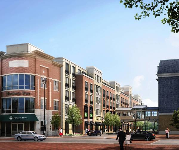 Save Buffalo Grove is a grassroots group of citizens concerned about the proposed development of a Downtown Buffalo Grove (pictured) on 65 acres of the Buffalo Grove Golf Course.
