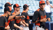 Baltimore Orioles at spring training