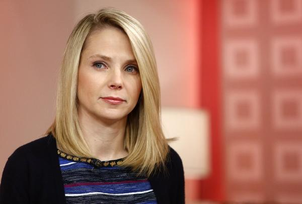 Yahoo Chief Executive Marissa Mayer's new ban on working from home did not come up during an investor conference on Wednesday. Yahoo Chief Financial Officer Ken Goldman said the quality of life for Yahoo employees had never been better.
