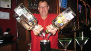 Bartender Buddha: Scott Meland of The Black Rose Tavern in Newington
