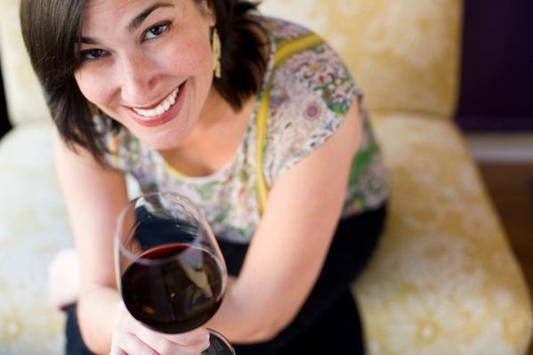 Diana Hamann shares her passion for wine with her customers at The Wine Goddess, 702 Main St., Evanston.