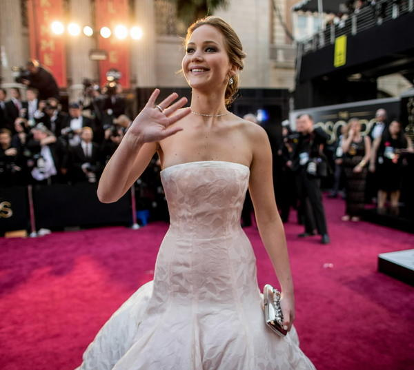 Sure, she's only 22. But Lawrence obviously has the charm to captivate millions, and her natural abilities would be refreshing compared to other Oscar hosts (like MacFarlane and Billy Crystal) who try so hard and fail miserably.