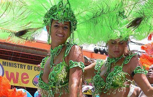 Carnival occurs every year, it officially starts the Monday and Tuesday before Ash Wednesday.