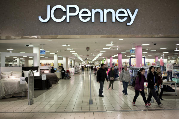 J.C. Penney in decline