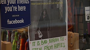 Roanoke store owner relies on shame to catch shoplifters