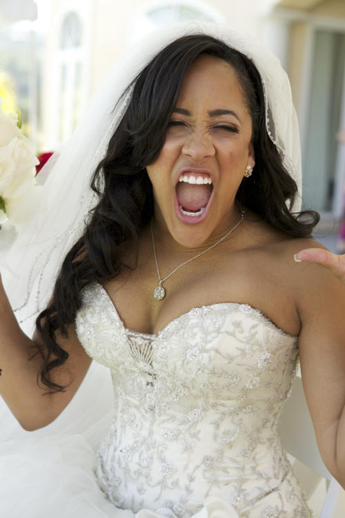 "If you've ever seen ""Bridezillas"" on WE TV, you've probably chuckled at how ridiculous the brides act. But chances are, if you've ever been a bride, at some point you've been a Bridezilla yourself. Jennifer Carcamo should know. In the past 15 years, Carcamo, who lives in Silver Spring, has organized about 100 weddings, and even teaches a class on how to deal with Bridezillas.<br> <br> ""Almost every bride I've worked with has been a Bridezilla to some extent,"" she said. ""It's something that every bride has hiding underneath the surface.""<br> <br> Here are some tips Carcamo has picked up over the years.<br> <br> <b>3 ways to deal with a Bridezilla</b><br> <br> Try to be understanding and realize she's under a lot of pressure -- whether she put herself there, or others did. Try to get in her shoes.<br> <br> Just ignore her. When she has a meltdown, say nothing and let it pass. There's really nothing you can do. This is how she's going to behave. It's like a moving train -- just let it run by.<br> <br> Rally your troops. A lot of brides think their friends are jealous, for whatever reason. If you get a group of people together and have an intervention, she can see what she's doing.<br> <br> <b>3 ways to tell you're becoming a Bridezilla</b><br> <br> You use the word ""perfect"" -- several times in one minute, about things that don't necessarily have to be perfect, like the way food is placed on a plate.<br> <br> You start crying, screaming and feeling sorry for yourself. It's all about you. Why can't you get what you want? Why can't people give you what you want?<br> <br> When you want things done right now. Lack of patience is a good indicator.<br> <br> <b>3 real life Bridezilla moments</b><br> <br> ""I have been screamed at in front of the entire reception on a raised stage because one of the friends of the bride did not get a corsage that I wasn't aware she was supposed to get,"" Carcamo said. ""In her head, she had decided this was going to happen but she didn't communicate it to me.""<br> <br> ""I've had a bride after the wedding telling everyone goodbye at the end of the night turn to me and say, 'Why are these rose petals yellow?!?!' The wedding is over! Why are you even thinking about this?""<br> <br> ""It went from screaming to crying to screaming to cying. It was scary."""