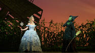 "It's only after about the third viewing of the hit musical ""Wicked"" that you begin to realize that, in addition to the show's brilliantly conceived special effects and razzle-dazzle showmanship, it's also a fiendishly clever concoction."