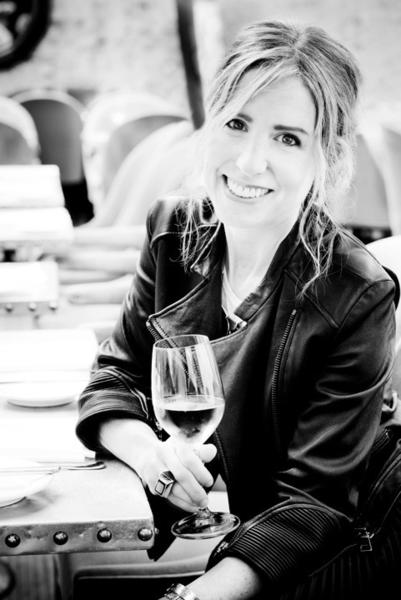 Caroline Styne makes the wine lists for Lucques, A.O.C. and Tavern. She's also a partner in all three restaurants.