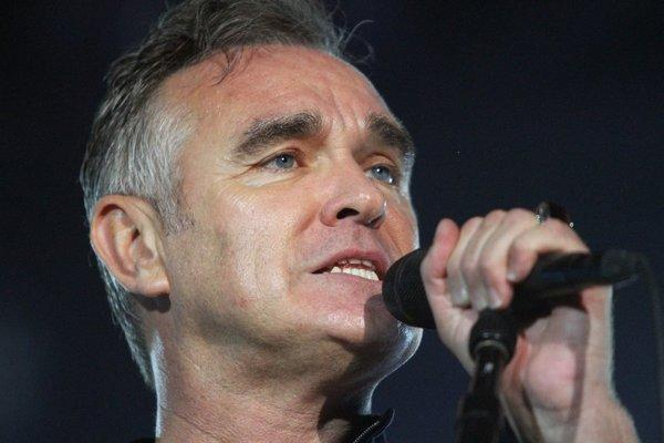 British rock singer Morrissey, the former frontman of the Smiths, takes his animal-rights activism seriously. Apparently a certain talk-show host doesn't.