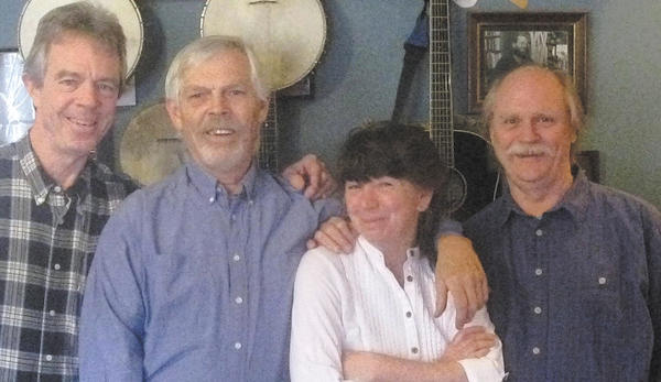 The Critton Hollow String Band will perform Saturday at the Performing Arts Center in Hancock at 7 p.m.
