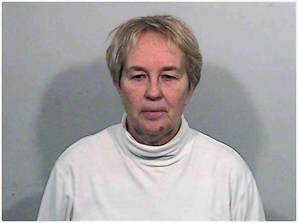 Melissa Reilly is accused of stealing thousands of dollars from an elderly man she met at church.