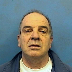Reputed Outfit extortionist Mario Rainone.