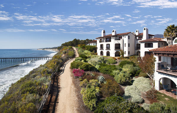 The Bacara Resort & Spa near Santa Barbara has been acquired by Pacific Hospitality Group.
