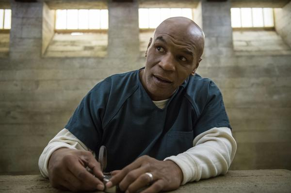 "Mike Tyson's guest appearance in NBC's long-running ""Law & Order: Special Victim's Unit"" stirred up controversy in February. Tyson played Reggie Rhodes, a convicted murderer who reveals that he was sexually abused and raped, and that the man he killed was one of the abusers. The decision to cast Tyson, a convicted rapist, as a rape victim sparked criticism, and a rape survivor <a href=""http://www.change.org/petitions/nbc-and-law-order-svu-we-request-that-you-re-consider-casting-convicted-rapist-mike-tyson-on-law-order-svu"" target=""_blank"">launched a petition</a> to change casting or pull the episode.
