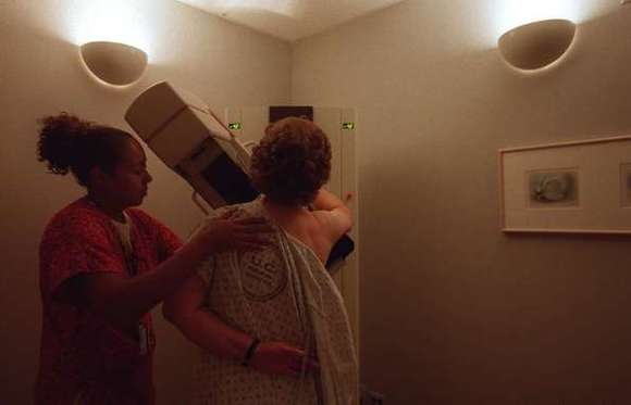 Screening mammogram debate