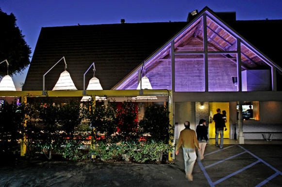 A-Frame (subtitle Modern Picnic) is in a former IHOP on Washington Boulevard in Culver City.
