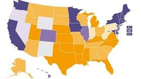 <b>Interactive map:</b> Track rights for same-sex couples