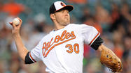 Chris Tillman makes his spring debut against the Red Sox