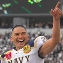 Quarterback Kaipo-Noa Kaheaku-Enhada
