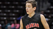 Athlete of the Week: Thatch Unruh, Branson Basketball