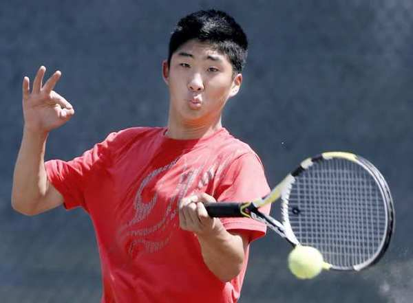 It¿s the singles life for La Cañada, Flintridge Prep and St. Francis tennis