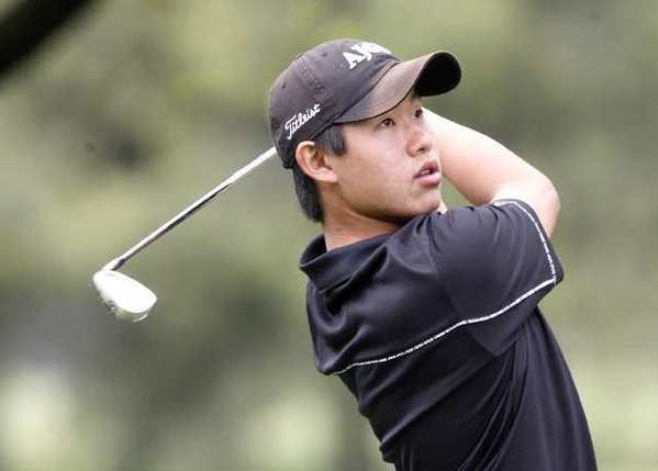 ARCHIVE PHOTO: Collin Morikawa and the La Cañada High boys' golf team has state hopes for 2013.