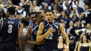 UConn Vs. Georgetown