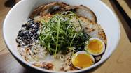 Local chef dives into his dream of ramen