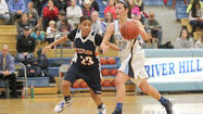 River Hill vs. Reservoir girls basketball [Pictures]