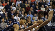 UConn vs Georgetown MBB