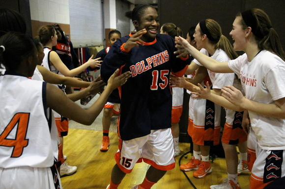 Young's Linnae Harper was first-team pick on the Class 4A AP All-State team.