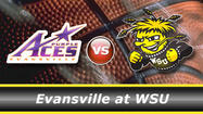 Wichita State can't close, lose to Evansville 59-56
