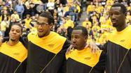 Photo Gallery: Evansville at Wichita State