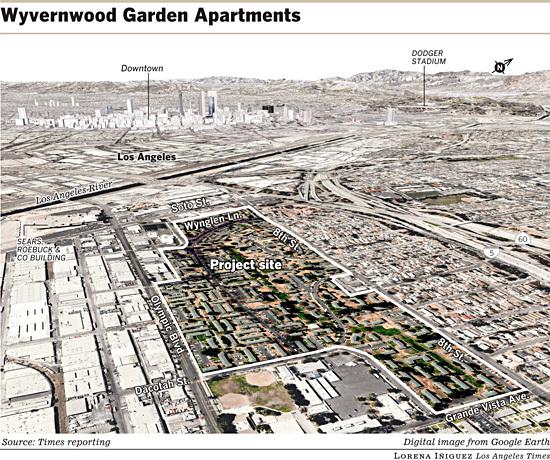 wyvernwood garden apartments baltimore sun - Wyvernwood Garden Apartments
