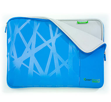 GreenSmart Neogreene Eco-Friendly Akepa Laptop Sleeve