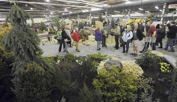 The Valley Flower, Garden and Pool Show is March 8-10 at the Agri-Plex at the Allentown Fairgrounds.