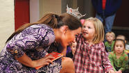 Miss Kentucky visits Clark County Preschool photo gallery